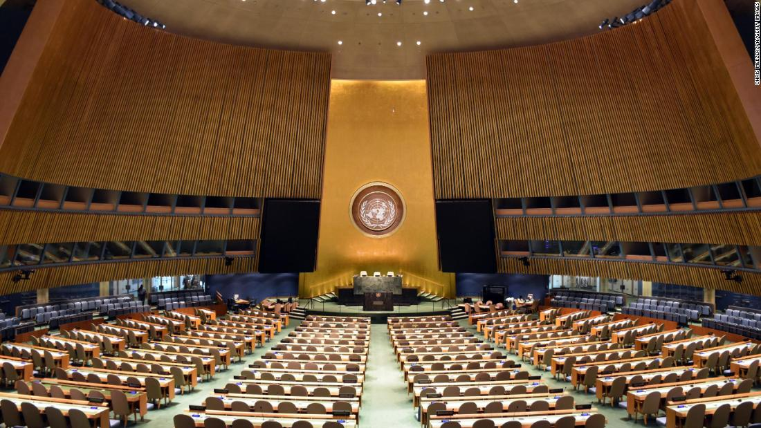 United Nations General Assembly Who S Speaking And What To Watch For Cnn