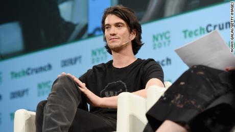Some WeWork board members reportedly looking to remove Adam Neumann as CEO