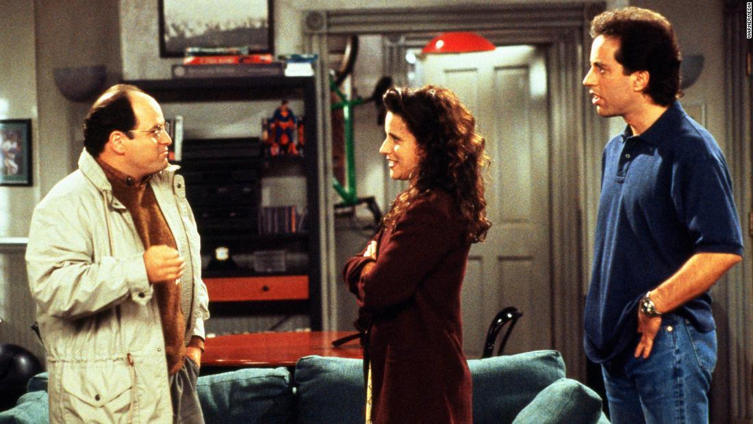 'Seinfeld' akan meninggalkan TBS setelah Viacom memperoleh hak-hak