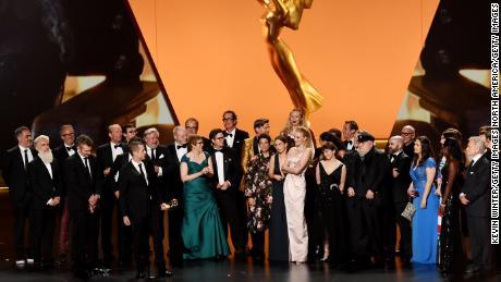 'GOT' wins final Emmy battle