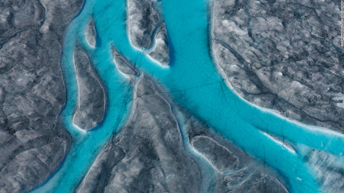 Greenland's ice sheet underwent massive melting this summer, and scientists have found the rate of ice loss is accelerating.