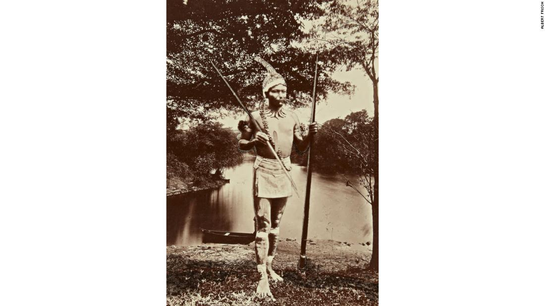 "Sotheby's describes Frisch's mission as the ""earliest successful photographic expedition"" to  the upper Amazon region."