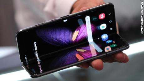 Samsung & # 39; s Galaxy Fold will go on sale in the United States this week