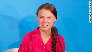 Angry Greta Thunberg tells global leaders she 'will never forgive' them for failing on climate change