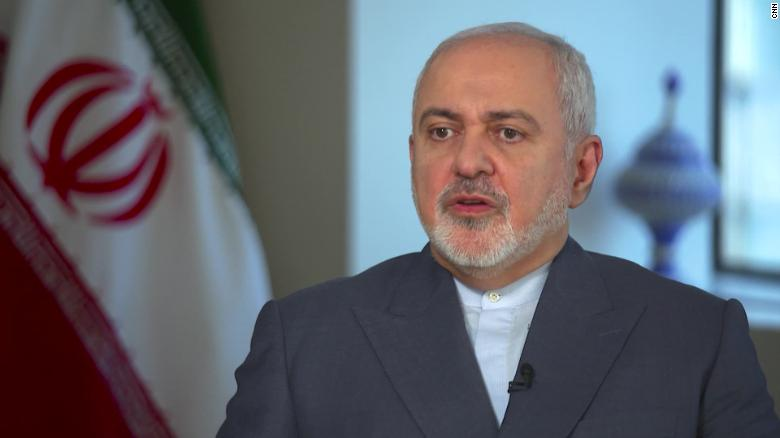 Iran's foreign minister outlines proposal for a new deal