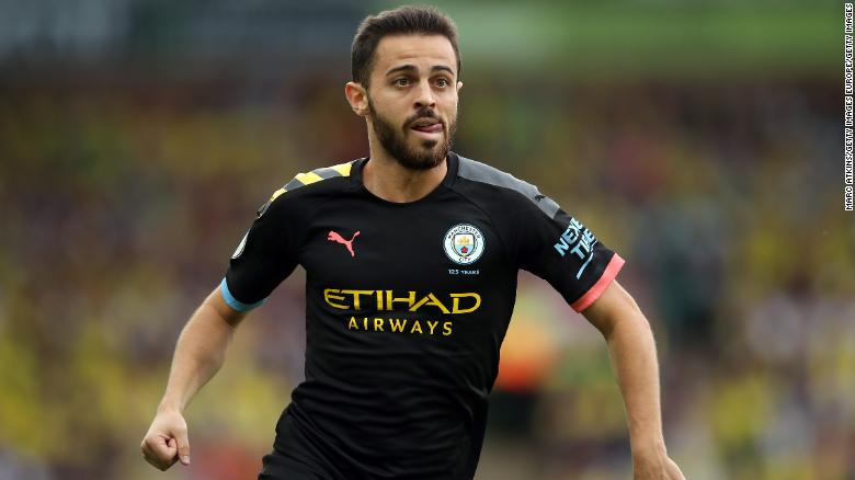 Bernardo Silva has been banned for one match and fined $64,000.