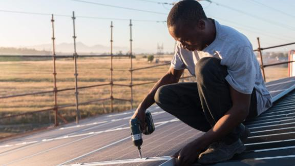 Sun Exchange hopes to connect people to clean energy by providing solar funding