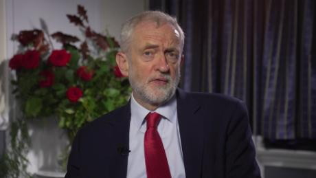 Corbyn outlines how he would handle Brexit