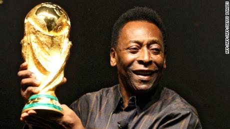 Pele is the only player in history to have won three World Cups.