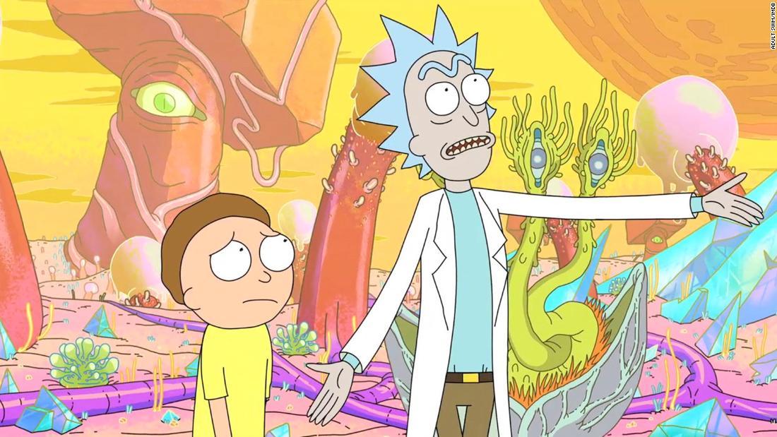 'Rick and Morty' Season 5 premieres