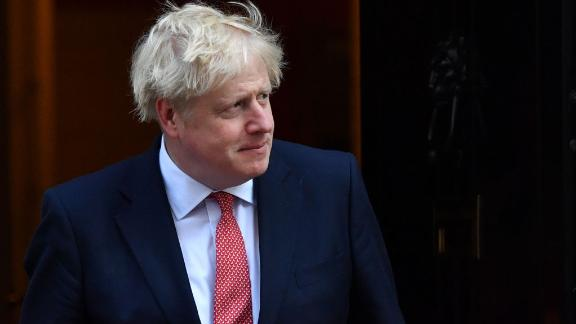 There have been calls for Boris Johnson to resign.