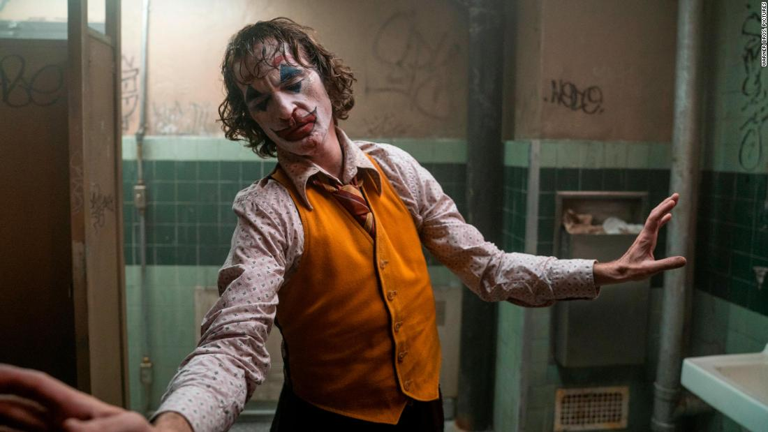 'Joker' hits movie theaters with controversy and extra security