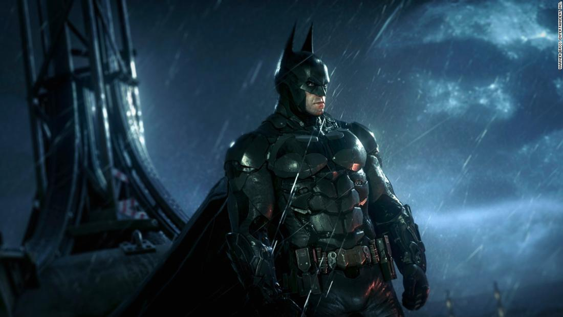 Creator of 'Batman: Arkham Origins' teases new Dark Knight game