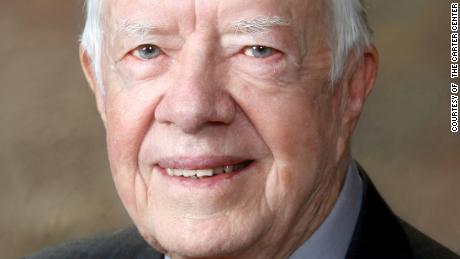 Jimmy Carter, the oldest living former US president, is 95 today