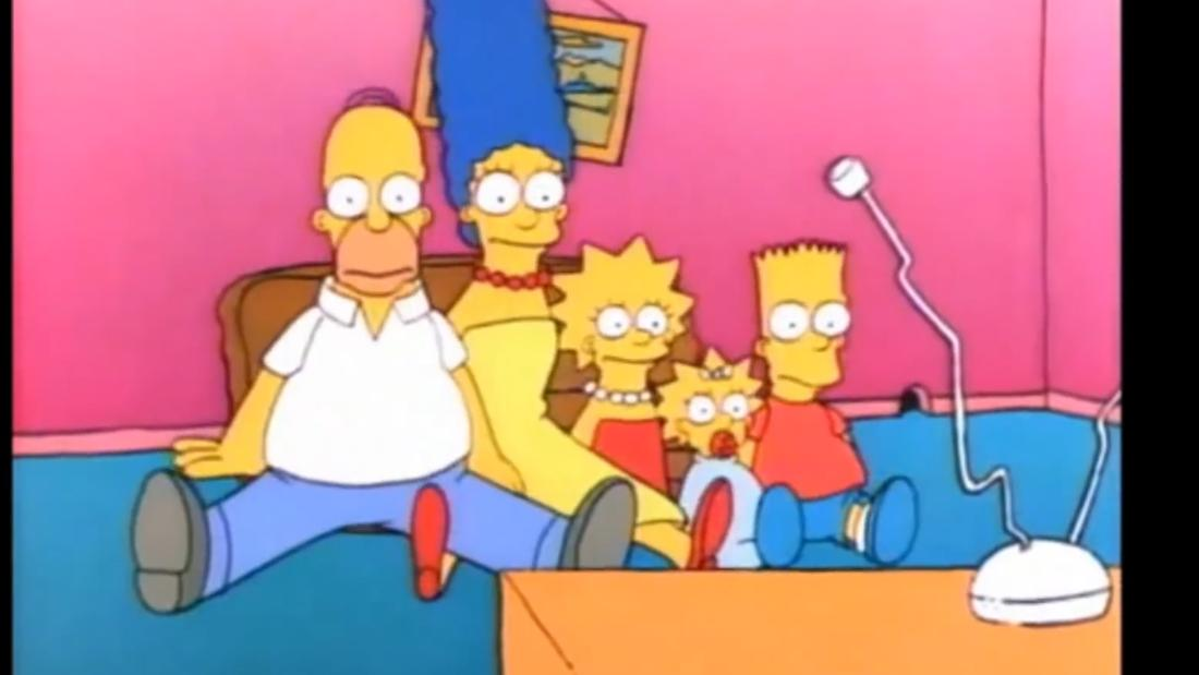 'The Simpsons' is doing something it's never done before