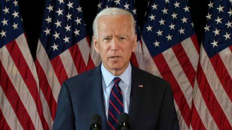 CNN poll: Biden leading over 2020 Democratic rivals