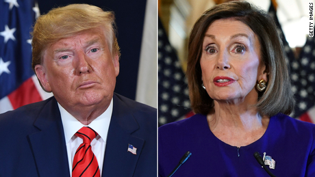What Pelosi's impeachment move means in the legal fight over Trump's records