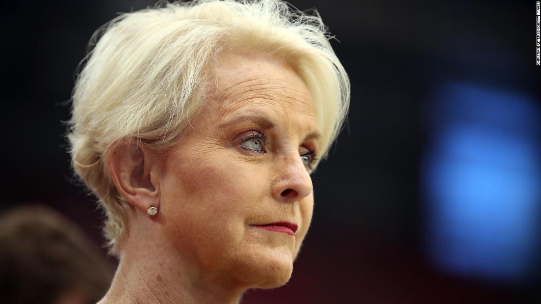 Cindy McCain endorses Biden