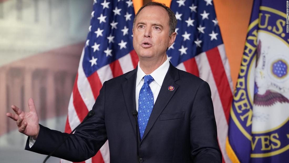 Schiff says GOP senators must agree to Bolton testifying