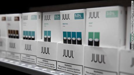 Juul CEO is out, and it stops all advertising as vaping crisis escalates