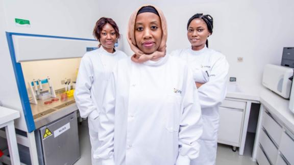 54gene has partnerships with more than a dozen hospitals in Nigeria and is planning to expand into several more African countries.
