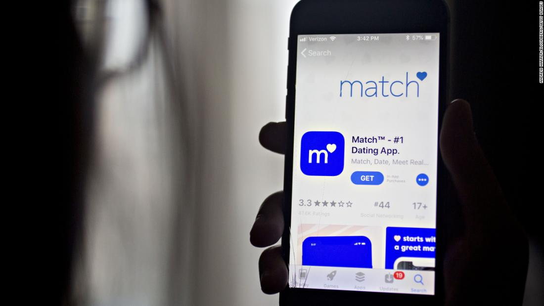match.com dating App iPhone online dating menestys tarina