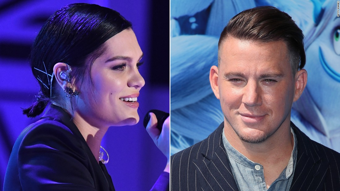 Jessie J sang a song people think Channing Tatum inspired