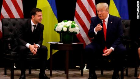 Ukraine braces for growing fall-out from US political crisis