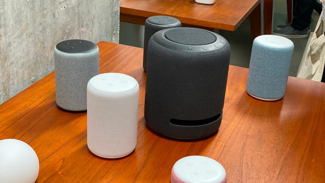 Amazon-hosting eine massive Geräte Verkauf und es gibt keine bessere Zeit zu sparen, auf der Echo-Zeile