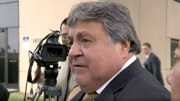 Former judge Rodolfo Delgado will serve 60 months in prison and get two years of supervised release.