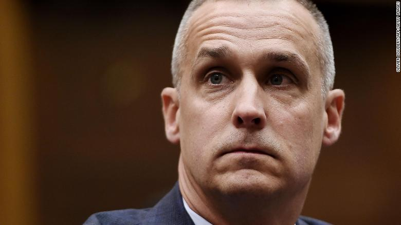 Trump adviser Corey Lewandowski contracts coronavirus