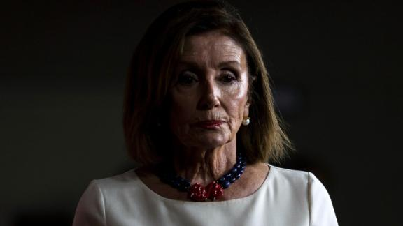 House Speaker Nancy Pelosi speaks during a weekly news conference on Capitol Hill on September 26, 2019 in Washington, DC.