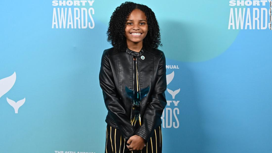 "<strong>Mari Copeny</strong> is also known as ""Little Miss Flint."" She came to fame in March 2016 when, aged 8, she <a href=""https://medium.com/@ObamaWhiteHouse/asked-and-answered-president-obama-responds-to-an-eight-year-old-girl-from-flint-48be6bfc36cc#.5zxed59bb"" target=""_blank"">wrote a letter</a> to then-President Barack Obama about the water crisis in Flint, Michigan., which inspired him to fly to Flint. In 2017, she appeared in a <a href=""https://www.youtube.com/watch?v=y0DKvuBSces"" target=""_blank"">video promoting</a> the People<strong>'</strong>s Climate March, and she started #WednesdaysForWater this year, <a href=""https://twitter.com/LittleMissFlint/status/1176993572396130306"" target=""_blank"">raising awareness every Wednesday </a>about places in need of clean water."