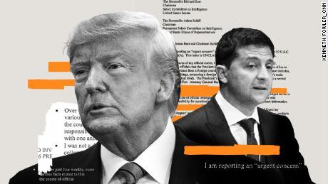 Швидкий графік подій у Трампі та Україні, що призвели до слухань щодо імпічменту