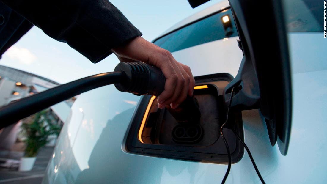 The US has its first gas station that is fully electric
