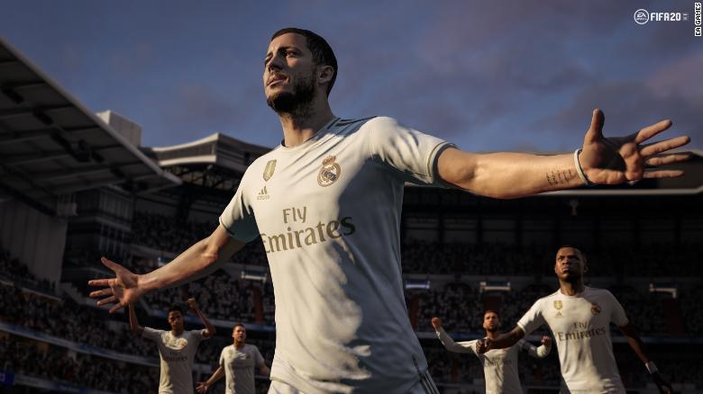 """FIFA 20"" hit stores on Friday"