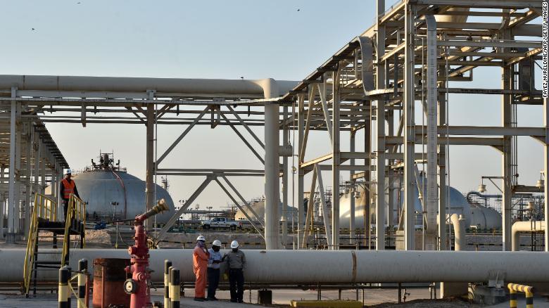 Saudi oil giant  Aramco announces IPO