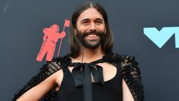 Jonathan Van Ness, star de Queer Eye, entre dans l'histoire avec Cosmo