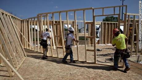 Will the housing market continue to prop up the US economy?