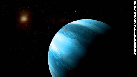 Giant exoplanet found around tiny star shouldn't even exist, astronomers say