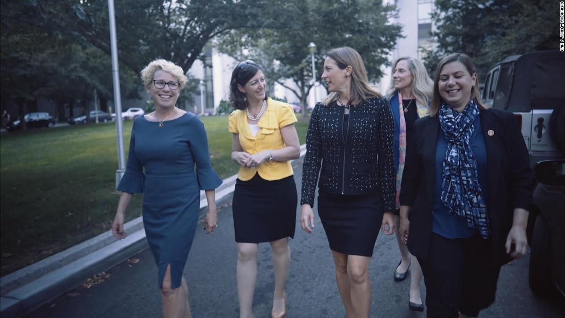 Αυτά τα congresswomen αλλάξει την πορεία της ιστορίας με το να γίνει απίθανο οι ηγέτες της παραπομπής