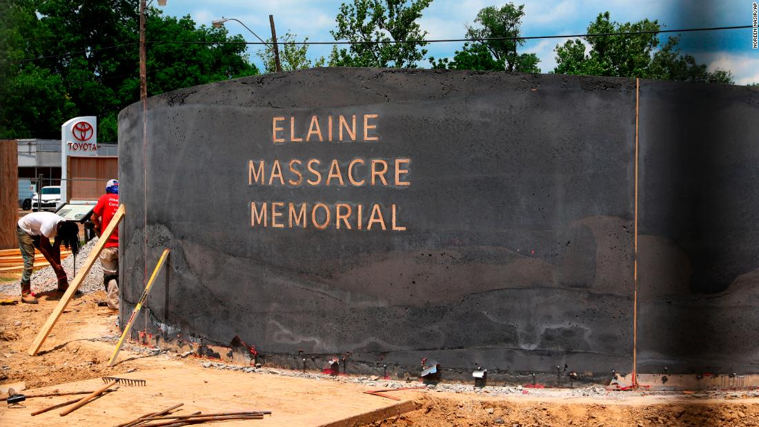 A new monument will honor the victims of a century-old racist massacre