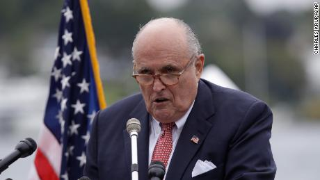 Giuliani's journey to the center of Trump's impeachment battle started with a phone call in 2018