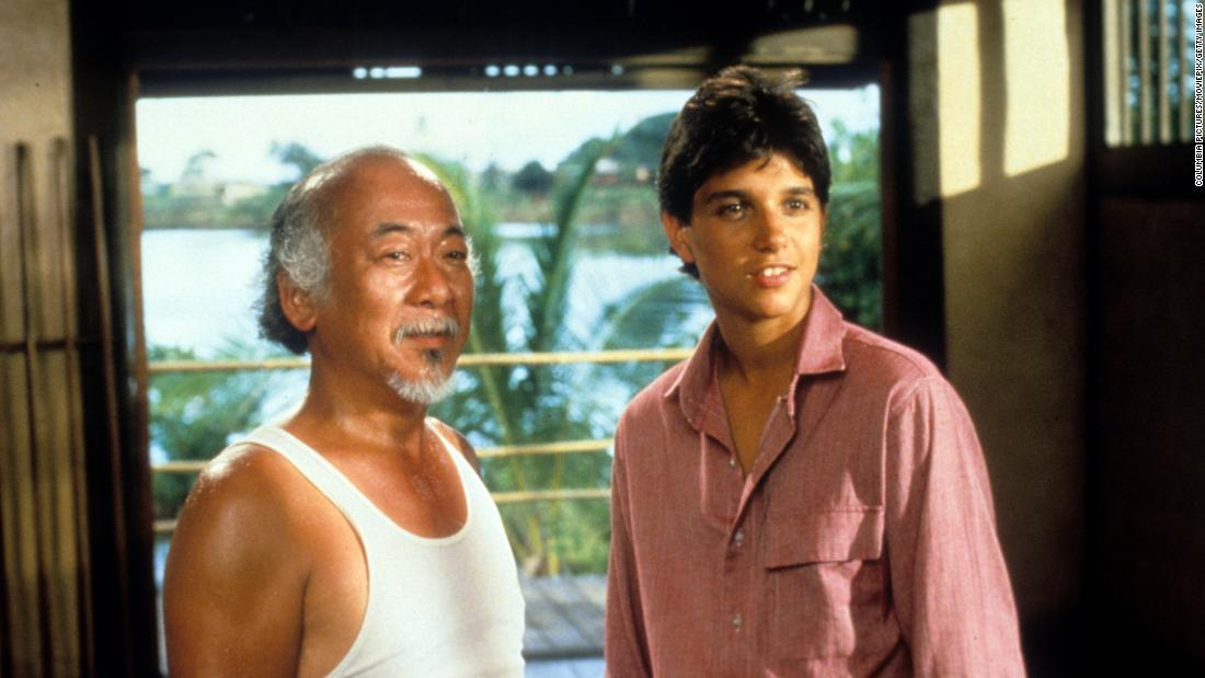 Rob Garrison, 'Karate Kid' actor, dead at 59