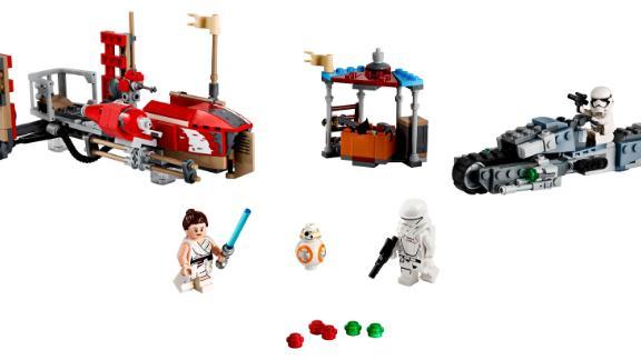 Lego Unveils Nine Star Wars Sets To Celebrate Triple Force Friday