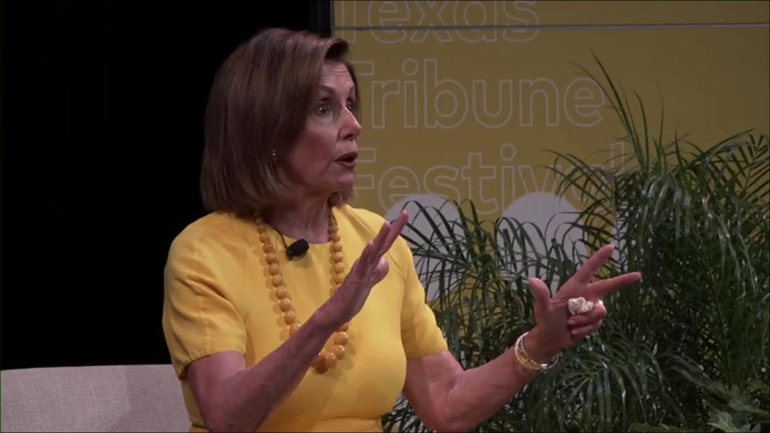 Pelosi: Dies ist ein cover-up cover-up