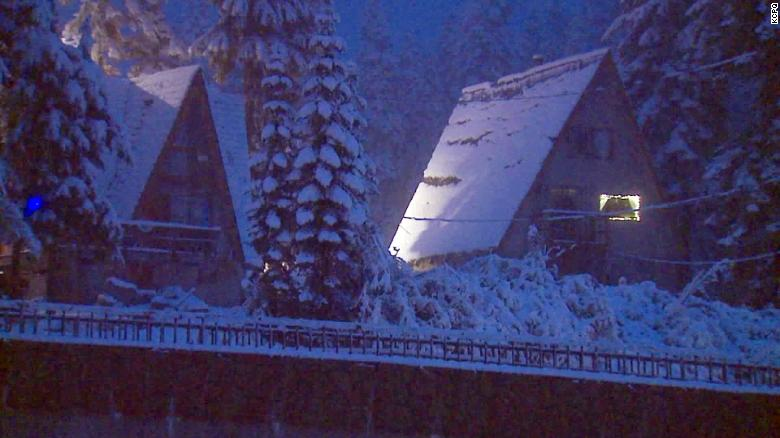 Montana saw record snowfall in late September.
