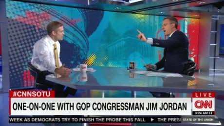 Tapper to Jordan: 'It's not gymnastics. It's the facts.'