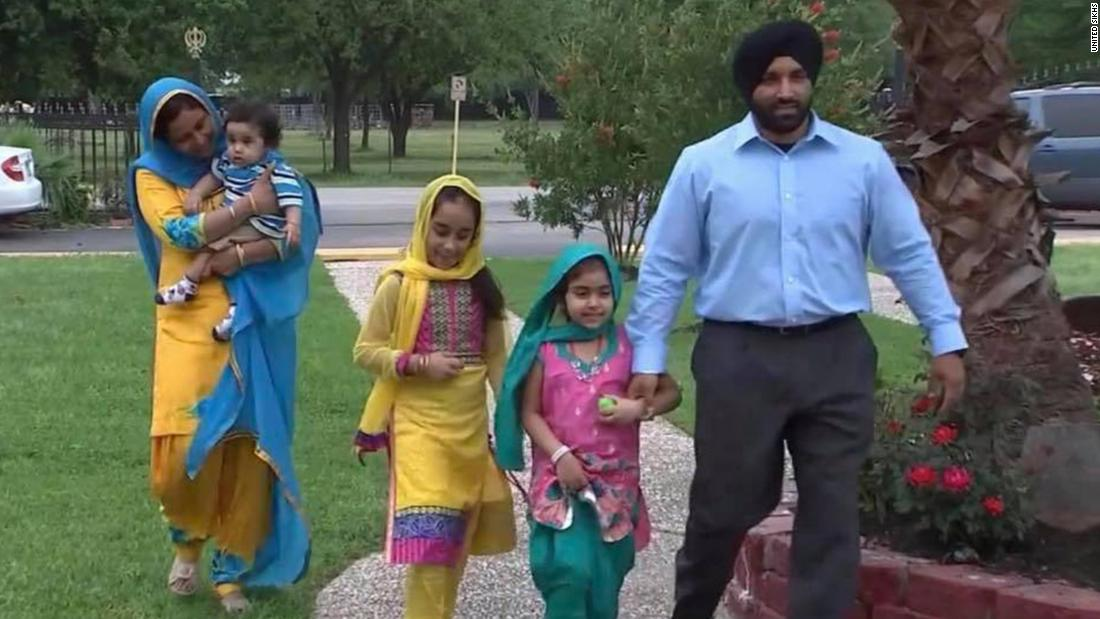 Sikh-Stellvertreter getötet in der Linie der Pflicht hinterlässt eine Frau und drei Kinder