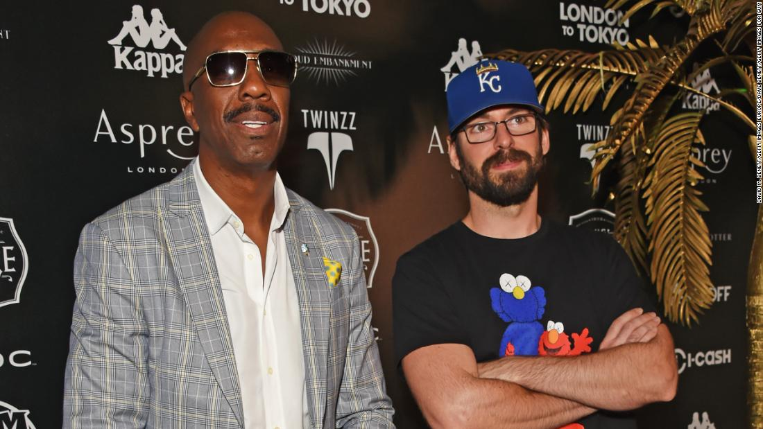 Getting schooled on Spider-Man with J.B. Smoove and Martin Starr